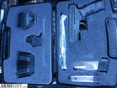 For Sale: Springfield XD 45 mod 2 Subcompact