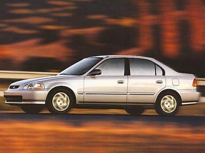 1998 Honda Civic DX ()