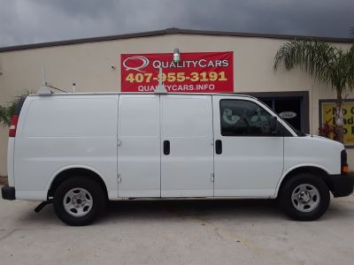 2007 Chevrolet Express 1500 1500 (White)