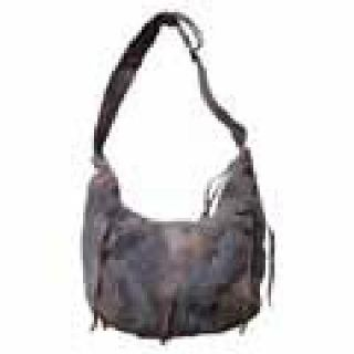 Patricia Wolf Leather Purse