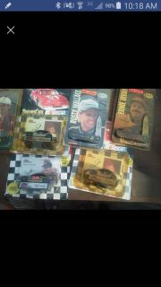 Old Nascar collectibles
