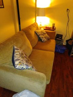 LIKE NEW COUCH!!