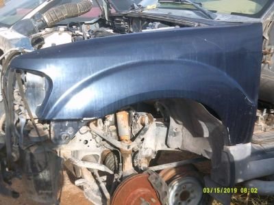 2000 Ford Explorer Sport Trac Drivers Side Fender (PARTING OUT)