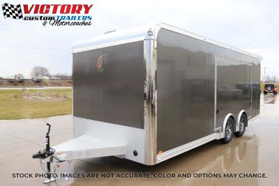 inTech 22 Car Hauler Trailer