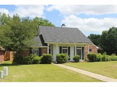 3 Bed 2 Bath Foreclosure Property in Broussard, LA 70518 - Emancipation Dr