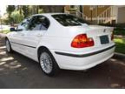 2002 bmw 330xi 6 cyl automatic