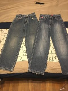 4 Pairs Size 10 Boys Jeans
