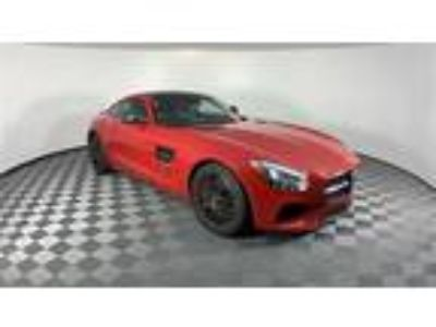 used 2016 Mercedes-Benz AMG GT for sale.