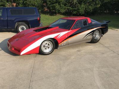 88 Chevrolet Corvette 1 of a kind !