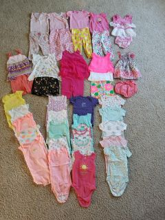12 and 18 month baby girl lot