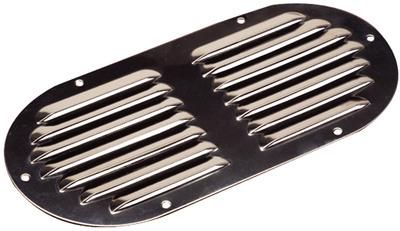 Find Sea-Dog Corp 331405 STAINLESS LOUVERED VENT - OVAL motorcycle in Stuart, Florida, US, for US $7.55