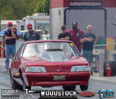 90 Mustang, X275, Roller