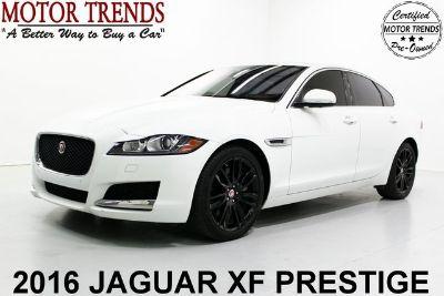 2016 Jaguar XF Prestige (Polaris White)