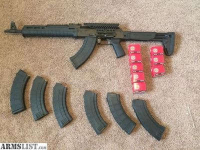 For Sale/Trade: AK47 package for AR15 package or +