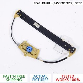 Buy 2005 - 2008 AUDI A6 C6 REAR RIGHT PASSENGER SIDE POWER WINDOW REGULATOR - OEM motorcycle in Palm Coast, Florida, United States, for US $44.99
