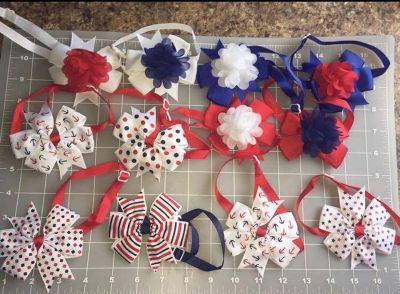 USA pet ties $3 each 7.87-15 inches
