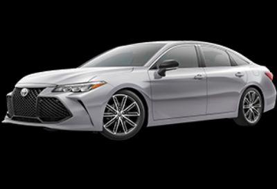 2019 Toyota Avalon XSE (Celestial Silver Metallic)
