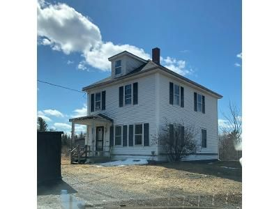 3 Bed 1 Bath Foreclosure Property in Robbinston, ME 04671 - Sherman Rd