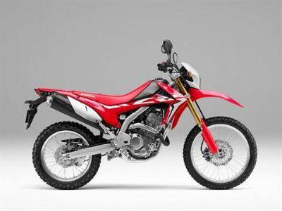 2018 Honda CRF250L Dual Purpose Motorcycles Ontario, CA