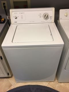 Kenmore washing machine