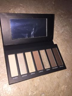 NEW out of box Younique Moodstruck Addiction Shadow Palette. Endless looks that can come from this beautiful neutral colored palette