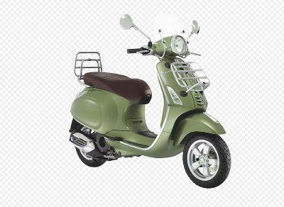 2018 Vespa Primavera 150 Touring 250 - 500cc Scooters Pelham, AL