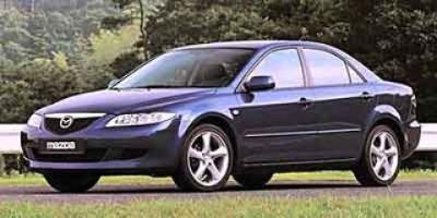 2003 Mazda Mazda6 s (Blue)