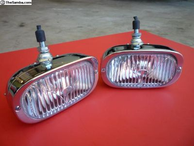 NOS Hella 128 Fog Lights