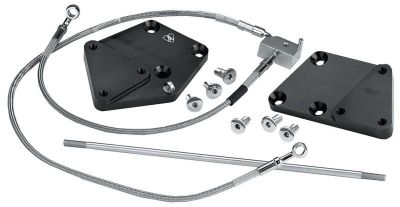"""Sell Arlen Ness 3"""" Forward Control Extension For 2007-2012 Harley Davidson Softail motorcycle in Ashton, Illinois, US, for US $189.95"""