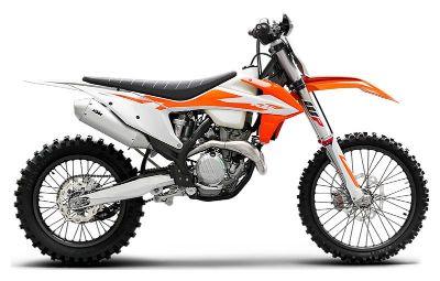 2020 KTM 350 XC-F Motorcycle Off Road McKinney, TX