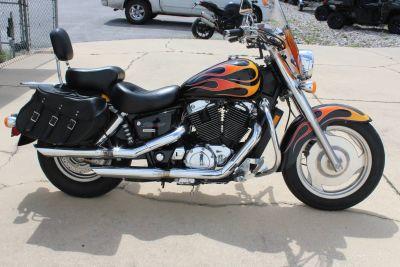 2007 Honda Shadow Sabre Cruiser Motorcycles Palatka, FL