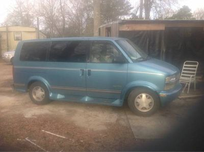 Chevy Work Van For Sale