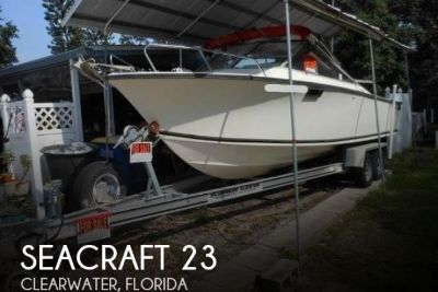 1975 Sea Craft 23