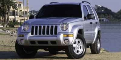 2004 Jeep Liberty Limited (BRIGHT SILVER METALLIC CLEARCOAT)