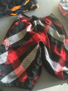 Bathing suit shorts size small