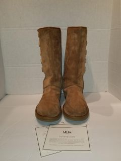 Ugg Brown Boots Size 8