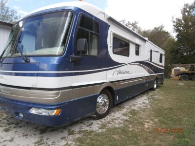 1999 Fleetwood AMERICAN TRADITION 40TVS