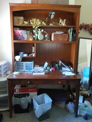 Ethan Allen Large Desk