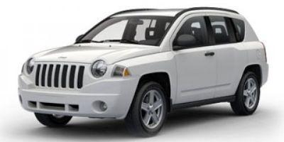 2009 Jeep Compass Sport (Stone White)