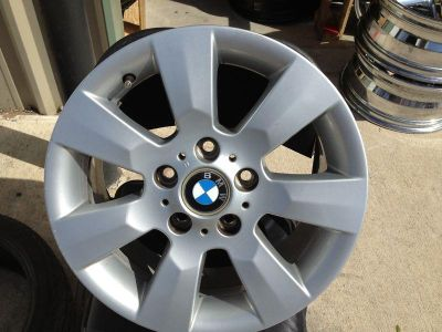 Buy 16 INCH 01 02 03 04 05 06 BMW 328I 325I 330I FACTORY OEM ALLOY WHEEL RIM 59530 motorcycle in Austin, Texas, US, for US $74.95