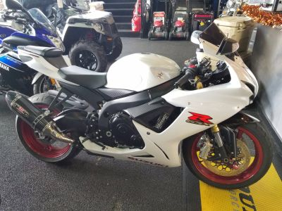 2017 Suzuki GSX-R750 SuperSport Motorcycles Deptford, NJ