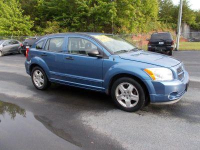 2007 Dodge Caliber SXT (Blue)