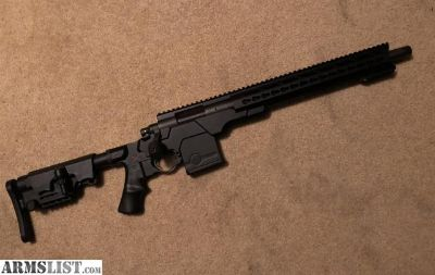 For Sale: Remington AAC-SPS tactical 300 blk in AB arms Mod X chassis system
