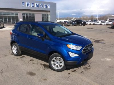 2018 Ford EcoSport SE 4WD (Lightning Blue Metallic)