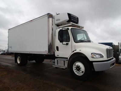 2010 Freightliner Morgan Carrier Refrigerated Body