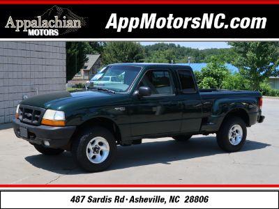 1998 Ford Ranger XL (Green)