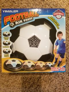 Brand New Air Power Football (Off brand of Hoverball)
