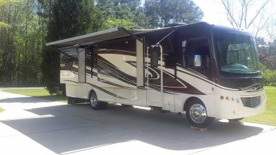 2012 Coachmen Encounter TA-34
