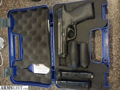 For Sale: M&P 9mm full size