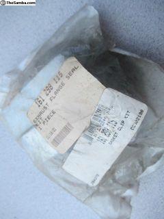 VW Exhaust Pipe Gasket Seal Kit 161 298 115